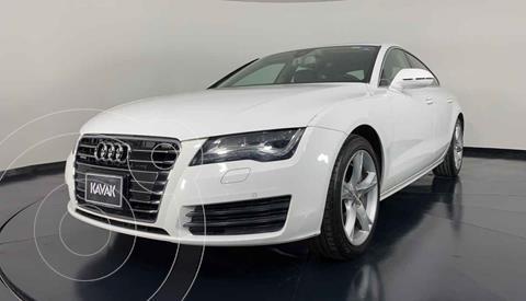 Audi A7 3.0T Elite (333hp) usado (2013) color Blanco precio $409,999