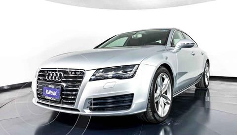 Audi A7 3.0T Elite (333hp) usado (2014) color Plata precio $434,999