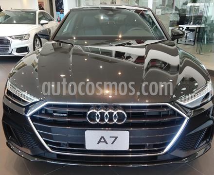 Audi A7 2.0T S Line Quattro (252hp) usado (2020) color Gris precio $1,359,900
