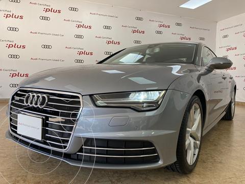 Audi A7 2.0T Elite  usado (2018) color Plata Dorado precio $660,000