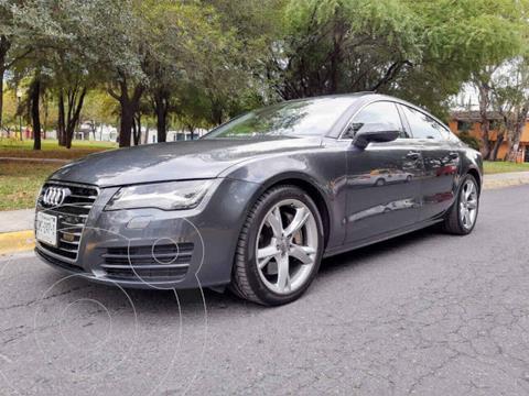 Audi A7 3.0T Elite (333hp) usado (2014) color Gris precio $420,000