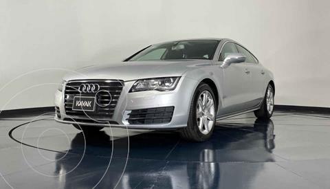 Audi A7 Luxury usado (2012) color Plata precio $362,999