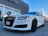 Audi A8 3.0L T Premium Tiptronic Quattro usado (2013) color Blanco precio $420,000
