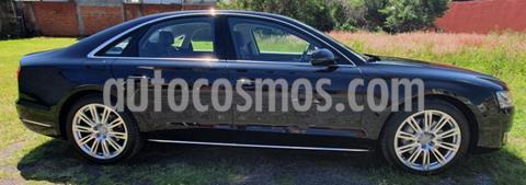 Audi A8 3.0L T Premium Tiptronic Quattro usado (2017) color Negro precio $850,000
