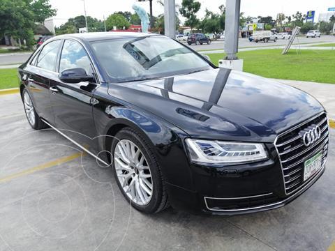 Audi A8 3.0T 310HP ELITE TIP usado (2016) color Negro precio $690,000
