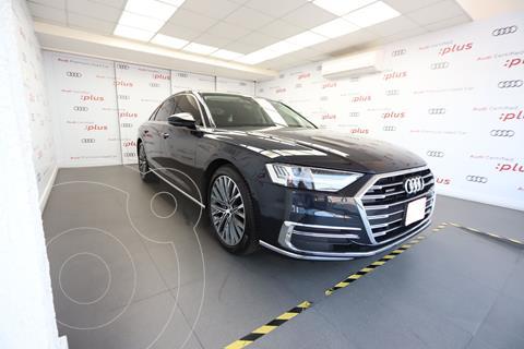 foto Audi A8 3.0L T Premium Tiptronic Quattro usado (2020) color Azul Oscuro precio $1,589,900