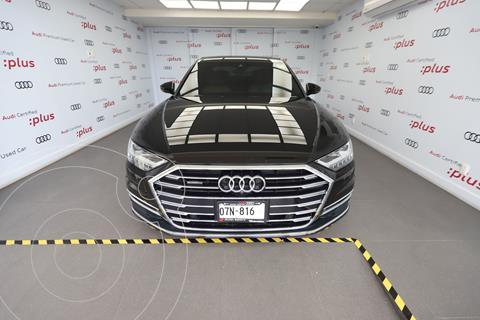 Audi A8 3.0L T Premium Tiptronic Quattro usado (2019) color Negro precio $1,150,000