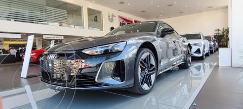 Audi e-tron GT RS nuevo color Gris financiado en mensualidades(enganche $836,631 mensualidades desde $92,229)