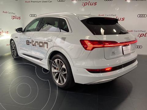 Audi e-tron 55 Advanced quattro nuevo color Blanco precio $1,600,000