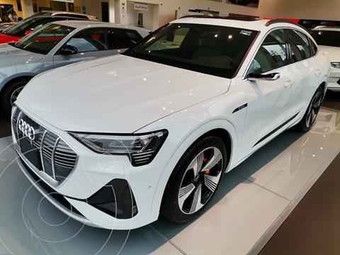 Audi e-tron 55 SB S line quattro nuevo color Blanco precio $2,148,800