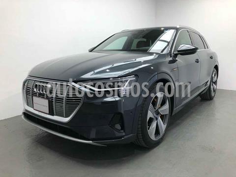 Audi e-tron 55 Advanced quattro usado (2020) color Gris precio $1,690,000