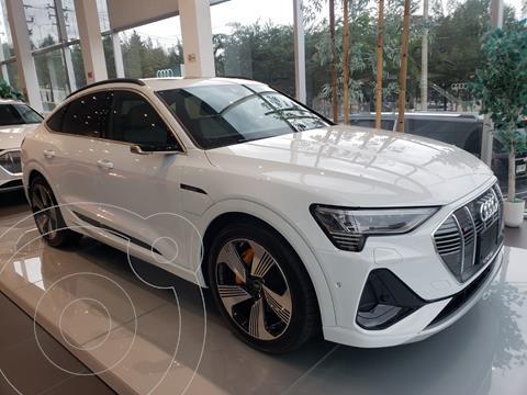 Audi e-tron 55 SB S line quattro nuevo color Blanco Glaciar precio $2,148,800