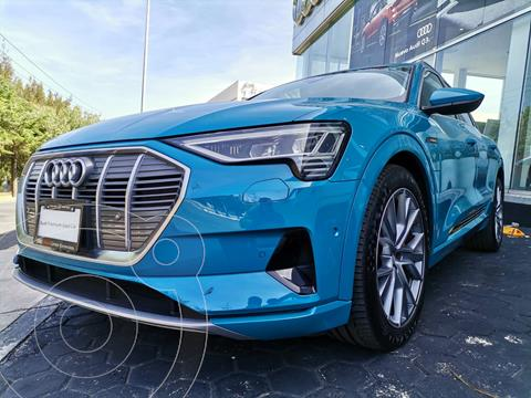 Audi e-tron 55 Advanced quattro nuevo color Azul precio $1,600,000