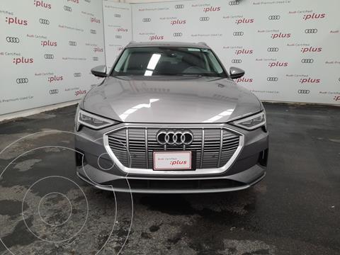 Audi e-tron 55 Advanced quattro usado (2020) color Gris precio $1,580,000