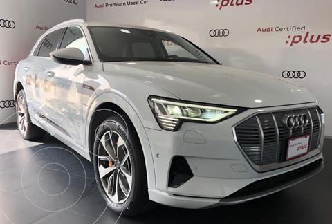 Audi e-tron 55 Advanced quattro usado (2020) color Blanco precio $1,574,318