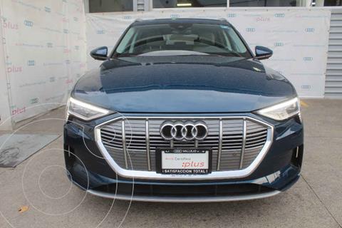 Audi e-tron 55 Advanced quattro usado (2020) color Azul precio $1,806,812