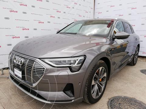 Audi e-tron 55 Advanced quattro usado (2020) color Gris precio $1,599,000