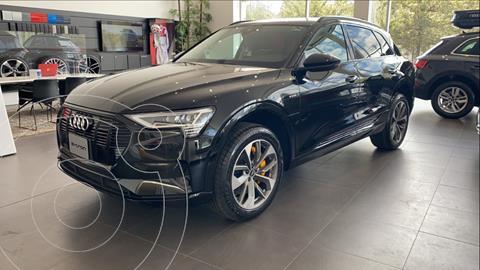 Audi e-tron 55 Advanced quattro nuevo color Negro precio $1,929,900