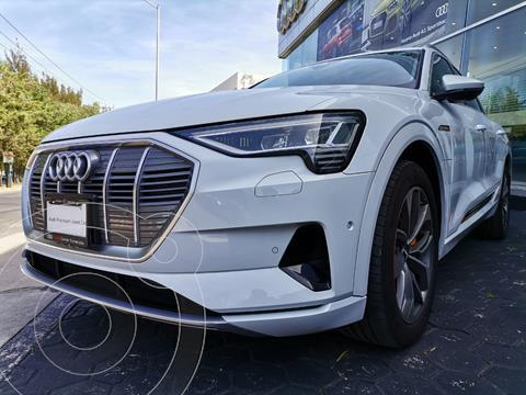 Audi e-tron 55 Advanced quattro nuevo color Blanco Glaciar precio $1,600,000