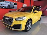 Foto venta Auto usado Audi Q2 1.4L T S Line (2018) color Amarillo precio $460,000