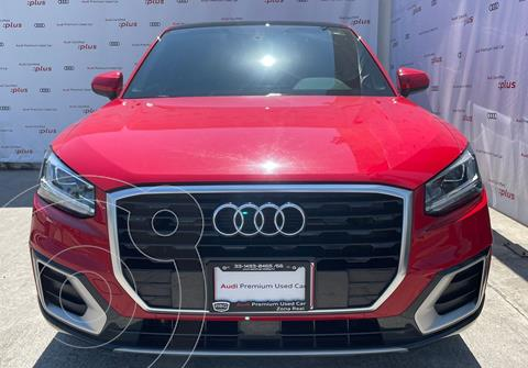 Audi Q2 1.4L T Select usado (2019) color Rojo precio $479,000