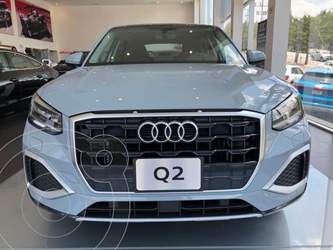 Audi Q2 35 TFSI Select nuevo color Gris financiado en mensualidades(enganche $122,200)