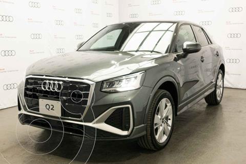 Audi Q2 35 TFSI Sport nuevo color Gris precio $670,700