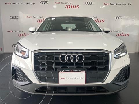 Audi Q2 35 TFSI Dynamic  usado (2021) color Blanco financiado en mensualidades(mensualidades desde $9,853)