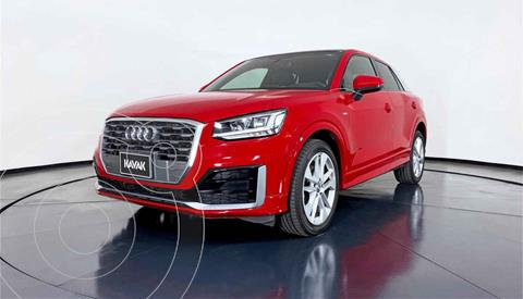Audi Q2 1.4L T S Line usado (2018) color Rojo precio $504,999