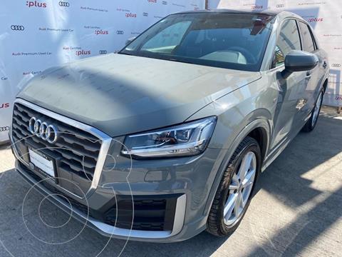 Audi Q2 1.4L T S Line usado (2019) color Gris precio $529,000