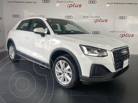 Audi Q2 35 TFSI Dynamic  usado (2021) color Blanco financiado en mensualidades(enganche $110,000)