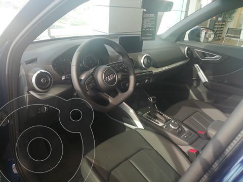 Audi Q2 35 TFSI Sport nuevo color Azul financiado en mensualidades(enganche $125,980)