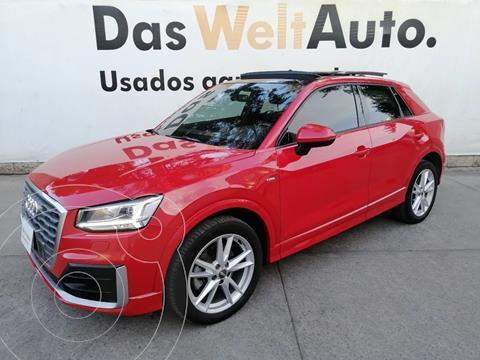 Audi Q2 2.0 TFSI 190HP S LINE usado (2019) color Rojo precio $510,000