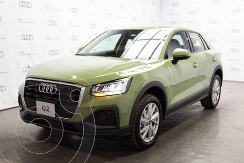 Audi Q2 1.4L T Dynamic nuevo color Verde precio $549,900