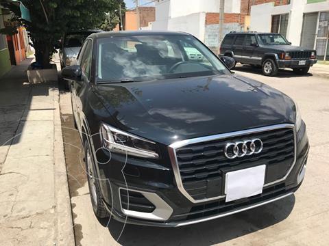 Audi Q2 40 TFSI S Line quattro usado (2018) color Negro precio $450,000