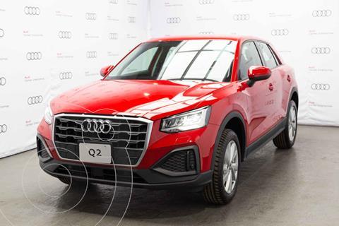 Audi Q2 1.4L T Dynamic nuevo color Rojo precio $549,990