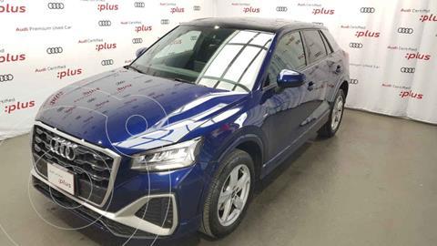 Audi Q2 35 TFSI Sport usado (2021) color Azul precio $600,000