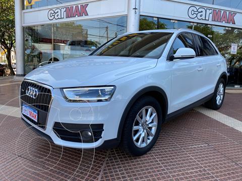 Audi Q3 2.0 T FSI Quattro S-tronic 211 Cv usado (2013) color Blanco precio $3.389.990