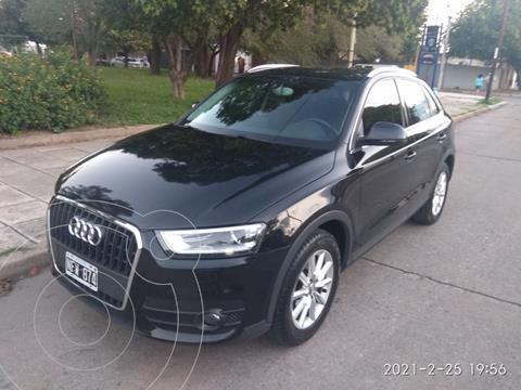 Audi Q3 2.0 T FSI Quattro 170 Cv usado (2013) color Negro precio u$s16.800