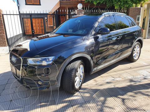 Audi Q3 2.0 T FSI Quattro S-tronic 211 Cv usado (2013) color Negro precio u$s22.000