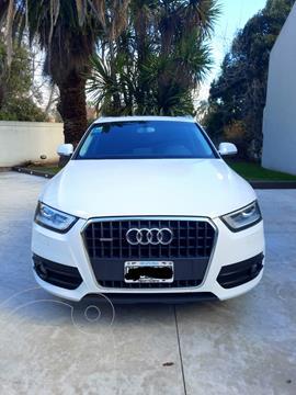 Audi Q3 2.0 T FSI Quattro S-tronic 211 Cv usado (2013) color Blanco Amalfi precio u$s21.000