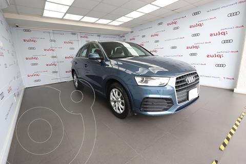Audi Q3 Luxury (150 hp) usado (2017) color Azul precio $375,000