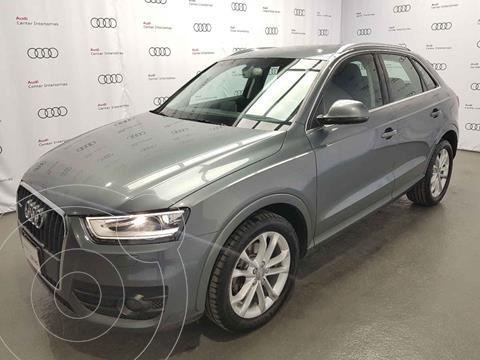 Audi Q3 Elite (180 hp) usado (2014) color Gris precio $295,000
