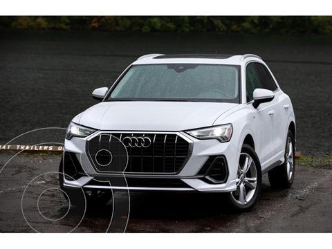Audi Q3 35 TFSI S Line  nuevo color Gris Daytona financiado en mensualidades(enganche $161,000)