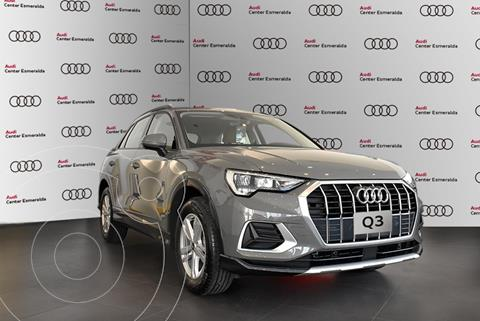 Audi Q3 35 TFSI Select   nuevo color Gris Daytona financiado en mensualidades(enganche $152,000)