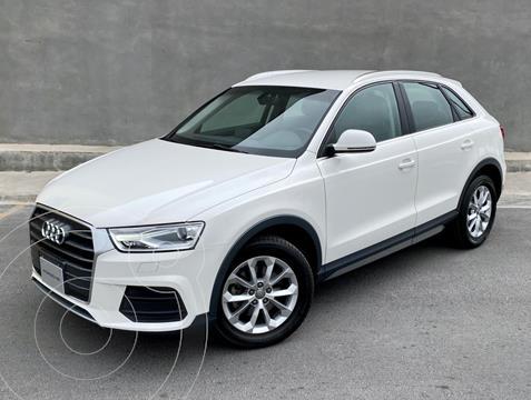Audi Q3 Luxury (150 hp) usado (2017) color Blanco precio $340,000