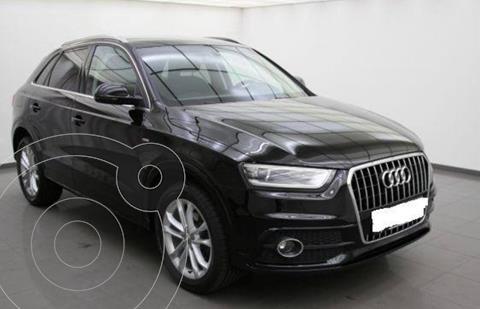 Audi Q3 S-Line usado (2014) color Negro precio $400,000