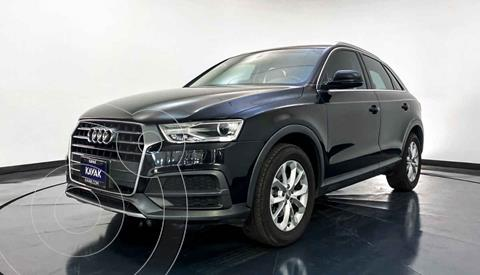 Audi Q3 Luxury usado (2017) color Negro precio $367,999