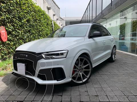 Audi Q3 Land of Quattro (211Hp) usado (2017) color Blanco precio $720,000