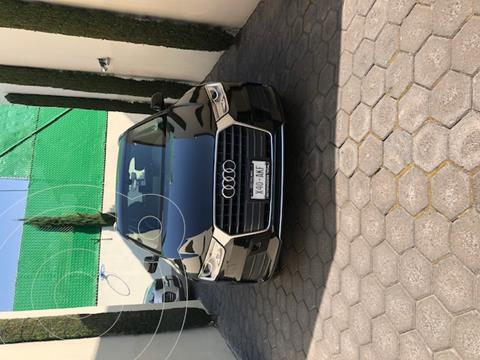 Audi Q3 Luxury (150 hp) usado (2016) color Negro precio $295,000